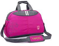 Женская спортивная сумка. Сумка в спортивном стиле. Сумка для фитнеса. Сумка для планшета. Код: КЮ15