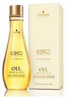 Масло, завершающее лечение для тонких и нормальных типов волос (Bonacure Oil Miracle), 100 мл