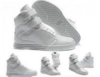 Женские кроссовки Supra TK SR-00018 white