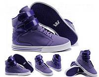 Женские кроссовки Supra TK SR-00020 violet