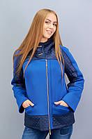 Куртка женская Джули больших размеров