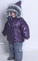 """Детская зимняя куртка """"Софи"""" , DC KIDS (Украина) + код MDC-SOF028-FIOL92"""