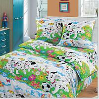 Постель детская в кроватку - комплект Далматинцы