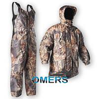 Зимний костюм камуфляжный для охоты Лес