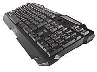 Експрес-огляд клавіатури Trust GXT 280 LED Illuminated Gaming Keyboard USB
