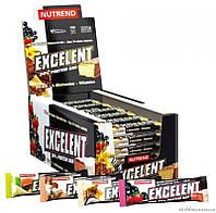 Nutrend Excelent Protein Bar 18 штук по 85 грамм Протеиновые батончики