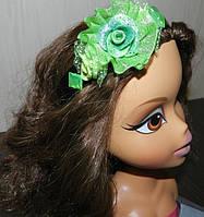 """Обруч для волос """"Фея"""", холодный фарфор"""
