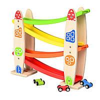 Деревянная игрушка трек T65-028