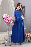 Платье нарядное длинное в пол р.44-46 Yam173.4