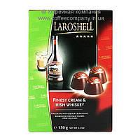 Конфеты Laroshell Finest Cream & Irish Whiskey 150г