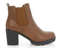 Женские ботинки SHANNA camel  , фото 1