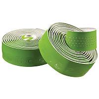 Обмотка руля Cannondale Microfiber Plus green-white (BTP-02-83)