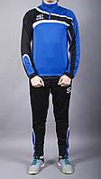 Спортивный Костюм (тренировочный) Europaw TR15 сине-черный