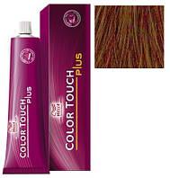 77/03 оттеночная краска для волос - средний блондин натурально-золотистый (Color Touch Plus), 60 мл