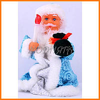 Танцующий Дед мороз | Новогодние механические игрушки