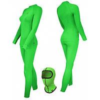 Теплое термобелье для женщин RADICAL  Rock Green