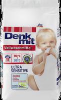 Бесфосфатный порошок для стирки детского белья  Denkmit Ultra Sensitive 1.215 кг