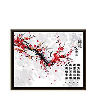 Картина Фэн-Шуй. Цветущая сакура