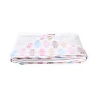 Cotton Living -Детское банное полотенце с капюшоном Best Friends