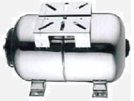 Бак 24л (нержавеющая сталь) для насосных станций