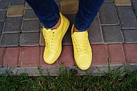 Кроссовки женские желтые Vices Польша