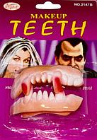 Челюсти Вампира на Хэллоуин