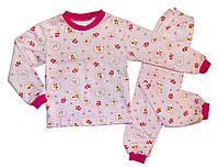 Пижама детская  р.3,4,5 лет двунитка .Полномерная!!