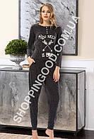 Женская пижама Shirly 5940, домашний костюм - комбинезон цена со склада