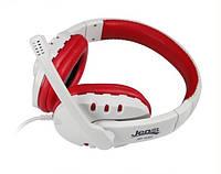 Наушники  JEDEL JD-032 с микрофоном *1324