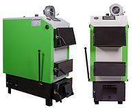 Твердотопливные котлы отопления MCE Котел твердотопливный MCE V3 S 14 кВт c вентилятором