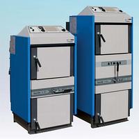 Твердотопливные котлы отопления ATMOS Котел твердотопливный угольный Atmos C 50 S пиролизного типа