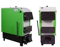 Твердотопливные котлы отопления MCE  Котел твердотопливный MCE V3 12 кВт без вентилятора