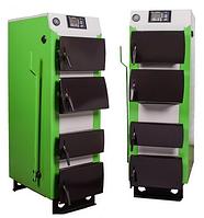 Твердотопливные котлы отопления MCE Котел твердотопливный MCE V2 12 кВт без вентилятора