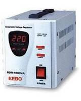 Стабилизаторы напряжения Kebo Релейный стабилизатор напряжения KEBO SDR-1000D