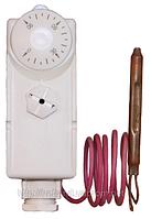 Программаторы, термостаты, терморегуляторы для котлов AURATON Накладной термостат WPR-90GС с выносной гильзой