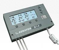 Программаторы, термостаты, терморегуляторы для котлов AURATON 4-х канальний контроллер для насоса AURATON S14