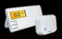 Программаторы, термостаты, терморегуляторы для котлов Salus Беспроводной регулятор температуры - недельный Salus 091 FLRF