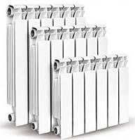 Батареи алюминиевые MIRADO Радиаторы Ekvator 76/500  (биметаллический)  24 at