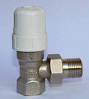 """Радиаторные краны RBM Угловой термостатический клапан для стальной трубы RBM JET-LINE 1/2"""" (подача)"""