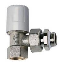 Радиаторные краны RBM Угловой ручной клапан простой регулировки для стальной трубы RBM 1/2