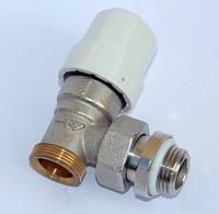 Радиаторные краны RBM Угловой термостатический клапан RBM для стальной трубы  RFS 1/2-16RBM (подача)