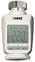 Термоголовки HERZ Электронная термостатическая головка Herz с интегрированным приемником 1 8250 01