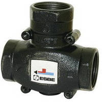 """Трехходовые термостаты ESBE Термостатический смесительный клапан ESBE VTC 511-32-14  """"1 1/4"""" 50˚С"""