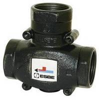 """Трехходовые термостаты ESBE Термостатический смесительный клапан ESBE VTC 511-25-9  """"1"""" 55˚С"""