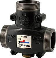"""Трехходовые термостаты ESBE Термостатический смесительный клапан ESBE VTC 512-32-14 """"1 1/2"""" 55˚С"""