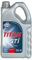 Fuchs titan gt1 pro c-3 5w-30 4л