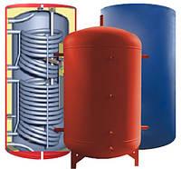Емкости аккумулирующие UniDim Теплоаккумулятор 500л (2 змеевика) ЕАІ-11-500
