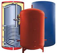 Емкости аккумулирующие UniDim Бак аккумулятор горячей воды ЕАI-10-800 л (1 змеевик)