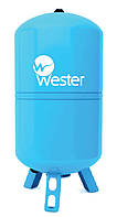 Гидроаккумуляторы для систем водоснабжения Wester Мембранный бак Wester WAV 80 л