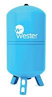 Гидроаккумуляторы для систем водоснабжения Wester Мембранный бак Wester WAV 100 л